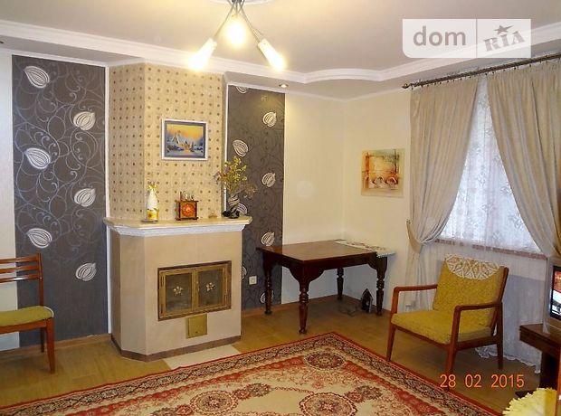 трехэтажная часть дома, 150 кв. м, монолит. Сдается помесячно в Одессе, в районе Киевский фото 1