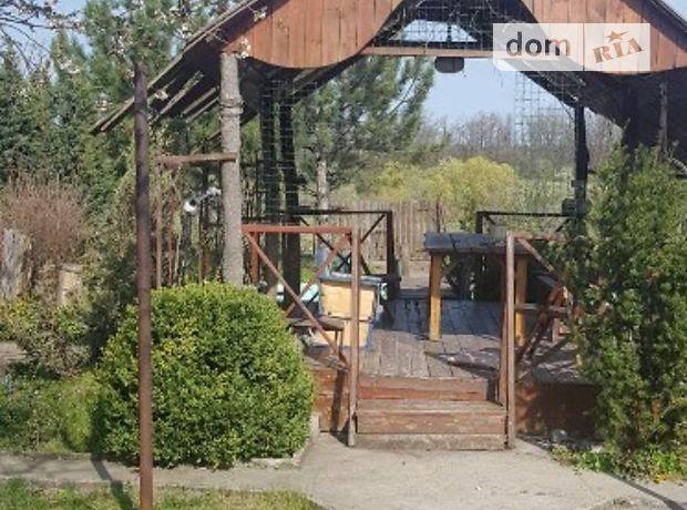 двухэтажная дача у реки c мансардным этажом, 85 кв. м, кирпич. Сдается помесячно в село Фёдоровка, Запорожская обл. фото 1