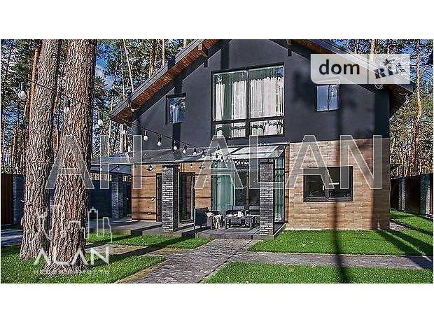 двухэтажный дом, 150 кв. м, газобетон. Сдается помесячно в Буче, в районе Буча фото 1