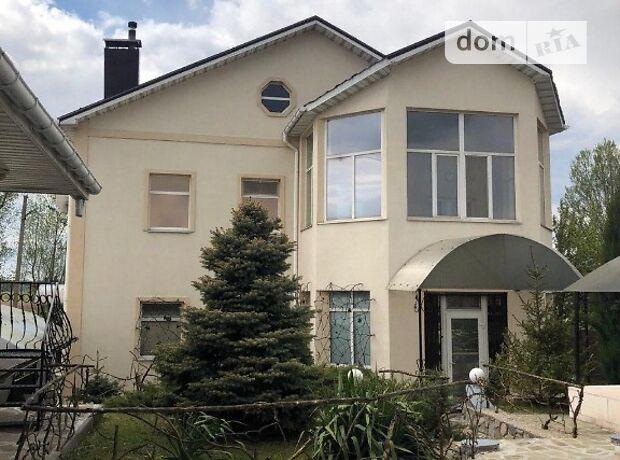 двухэтажный дом с камином, 450 кв. м, кирпич. Сдается помесячно в село Подгородное, Днепропетровская обл. фото 1