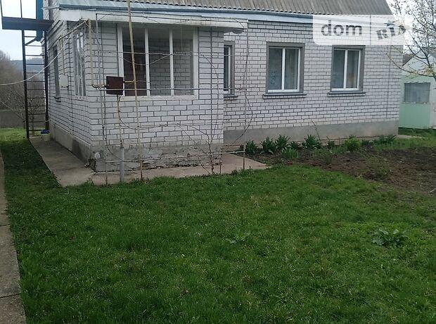 одноэтажный дом с ремонтом, 75 кв. м, кирпич. Сдается помесячно в село Хлистуновка, Черкасская обл. фото 1