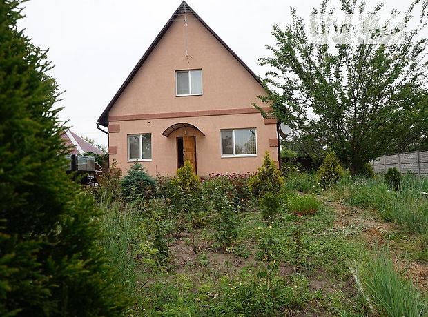 двухэтажный дом, 150 кв. м, кирпич. Сдается помесячно в село Большая Даниловка, Харьковская обл. фото 1