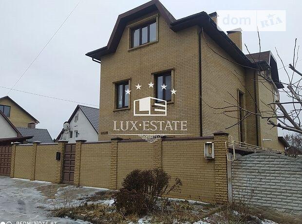 трипроверховий будинок з меблями, 300 кв. м, цегла. Здається помісячно в Харкові, в районі Салтівка фото 1