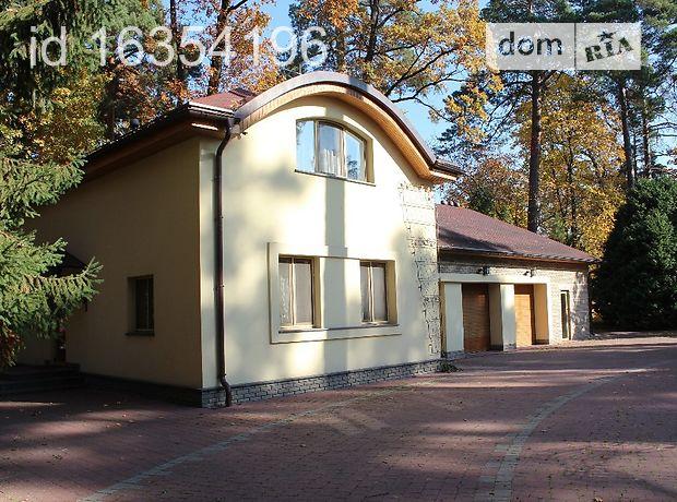 двухэтажный дом с ремонтом, 86 кв. м, дерево и кирпич. Сдается помесячно в село Ворзель, Киевская обл. фото 1