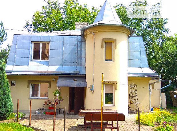 двухэтажный дом с камином, 120 кв. м, кирпич. Сдается помесячно в Ивано-Франковске, в районе Вокзал фото 1