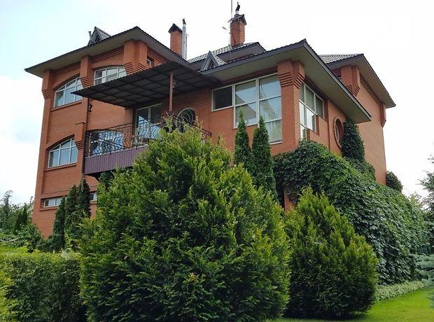 трехэтажный дом, 400 кв. м, кирпич. Сдается помесячно в Киеве, в районе Борщаговка фото 1
