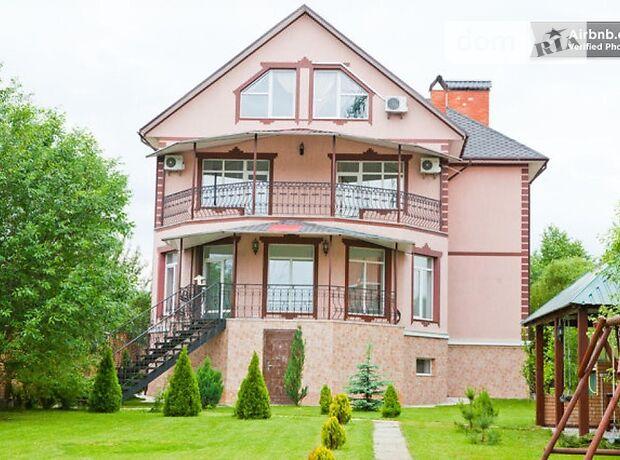 одноэтажный дом, 560 кв. м, кирпич. Сдается помесячно в Киеве, в районе Борщаговка фото 1