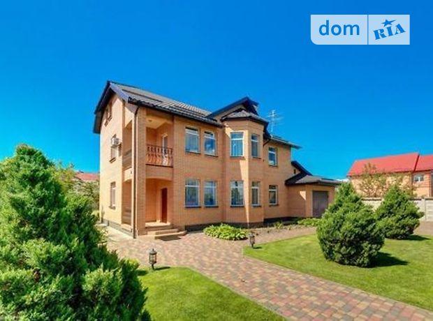 Долгосрочная аренда дома, 270м², Киев, c.Бортничи, ст.м.Бориспольская