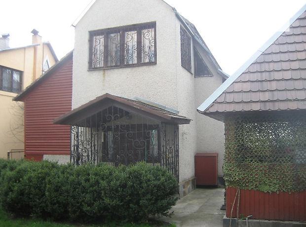 двухэтажный дом с камином, 150 кв. м, кирпич. Сдается помесячно в Киеве, в районе Дарницкий фото 1