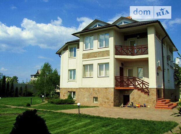 двухэтажный дом, 360 кв. м, кирпич. Сдается помесячно в Киеве, в районе Дарницкий фото 1