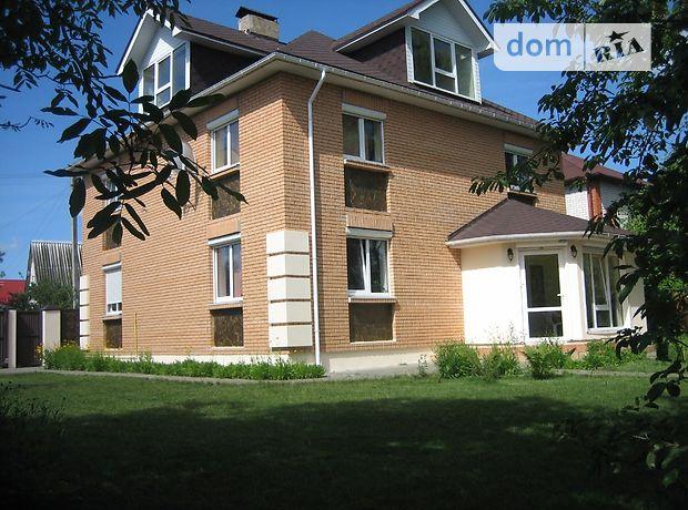 Долгосрочная аренда дома, 259м², Киев, р‑н.Дарницкий, ст.м.Славутич, Озрная