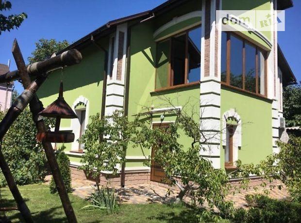 двухэтажный дом, 225 кв. м, кирпич. Сдается помесячно в Киеве, в районе Дарницкий фото 1