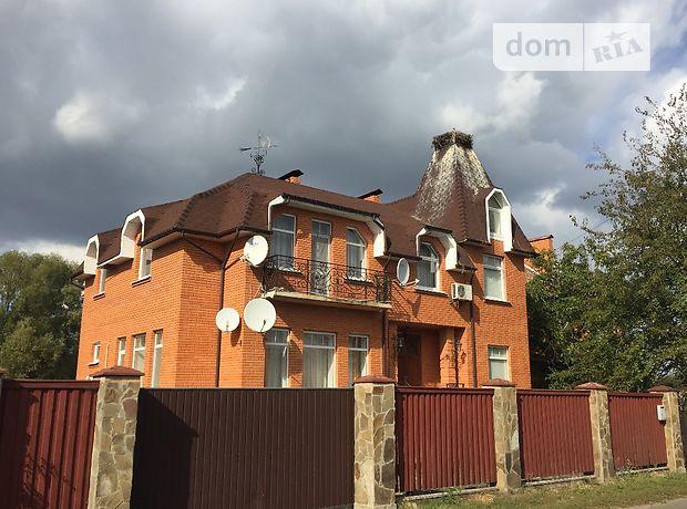 Долгосрочная аренда дома, 450м², Киев, р‑н.Деснянский, ст.м.Лесная