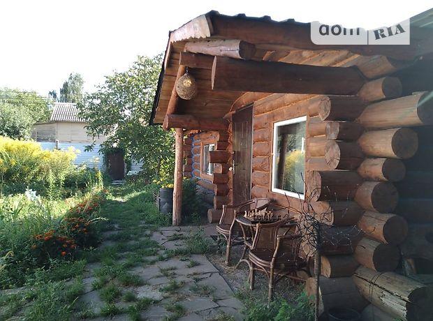 одноэтажный дом с мебелью, 54 кв. м, сруб. Сдается помесячно в Киеве, в районе Днепровский фото 1