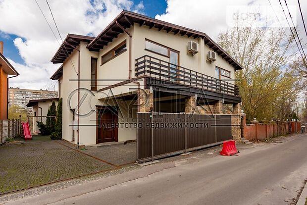 двухэтажный дом с балконом, 480 кв. м, кирпич. Сдается помесячно в Киеве, в районе Голосеевский фото 1