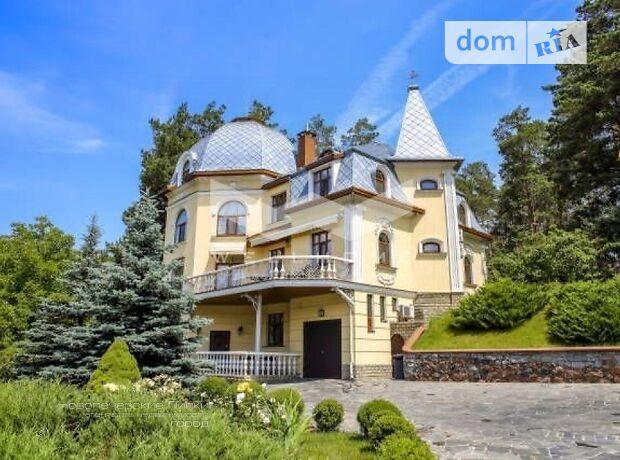 трехэтажный дом с ремонтом, 600 кв. м, кирпич. Сдается помесячно в село Гостомель, Киевская обл. фото 1
