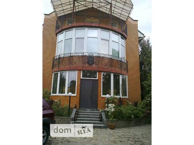 трехэтажный дом с камином, 400 кв. м, кирпич. Сдается помесячно в Киеве, в районе Подольский фото 1