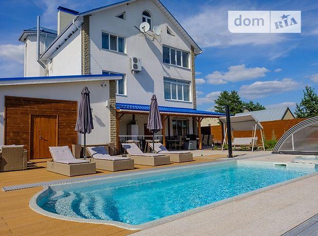 четырехэтажный дом с балконом, 500 кв. м, кирпич. Сдается помесячно в село Вишенки, Киевская обл. фото 1