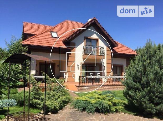 Долгосрочная аренда дома, 340м², Киев, р‑н.Вишенки