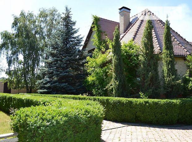 двухэтажный дом с камином, 800 кв. м, кирпич. Сдается помесячно в село Вишенки, Киевская обл. фото 1