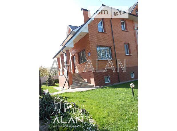 трехэтажный дом, 400 кв. м, кирпич. Сдается помесячно в село Чайки, Киевская обл. фото 1