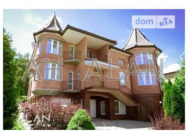 трехэтажный дом, 480 кв. м, кирпич. Сдается помесячно в село Горенка, Киевская обл. фото 1