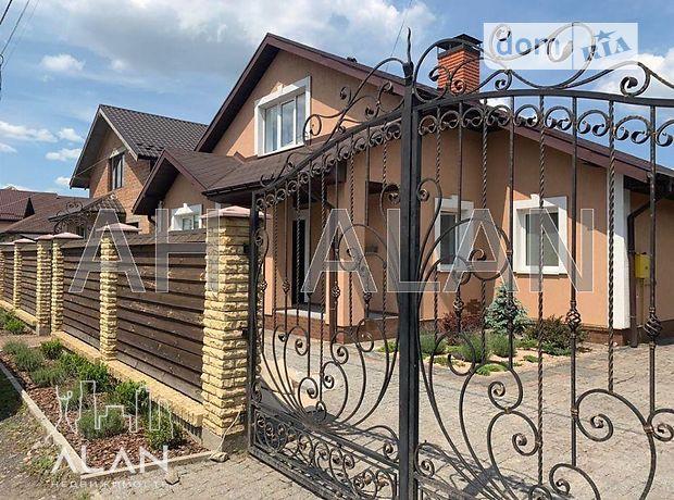 двухэтажный дом, 150 кв. м, кирпич. Сдается помесячно в село Крюковщина, Киевская обл. фото 1