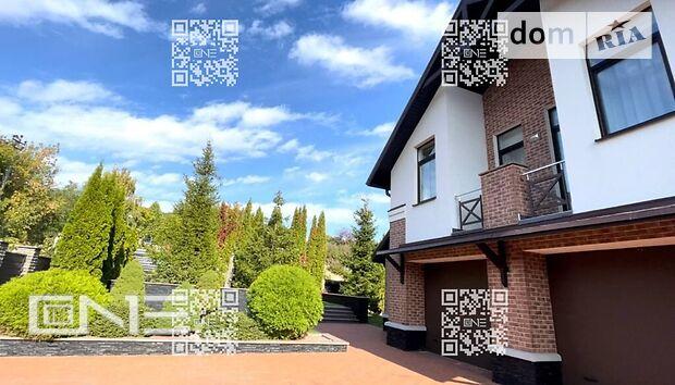 двухэтажный дом с камином, 450 кв. м, кирпич. Сдается помесячно в село Лесники, Киевская обл. фото 2