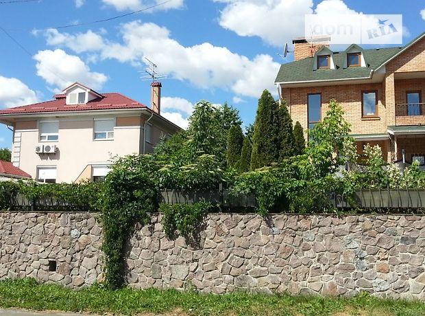 Долгосрочная аренда дома, 370м², Киевская, Киево-Святошинский, c.Стоянка