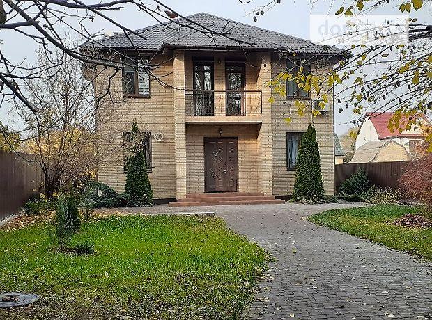 двухэтажный дом, 200 кв. м, кирпич. Сдается помесячно в село Тарасовка, Киевская обл. фото 1