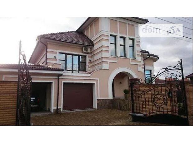 трехэтажный дом, 500 кв. м, кирпич. Сдается помесячно в Киево-Святошинске фото 1