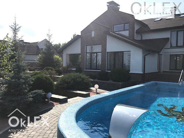 Долгосрочная аренда дома, 500м², Киевская, Киево-Святошинский, c.Лесники