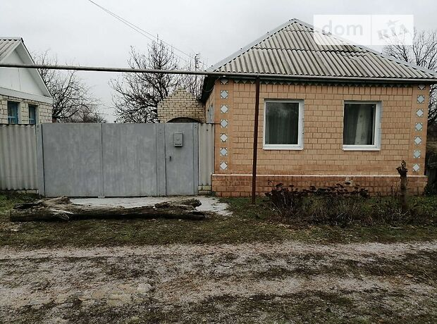одноэтажный дом с мебелью, 90 кв. м, кирпич. Сдается помесячно в село Георгиевка, Луганская обл. фото 1