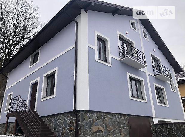 двухэтажный дуплекс с камином, 220 кв. м, кирпич. Сдается помесячно в Львове, в районе Галицкий фото 1