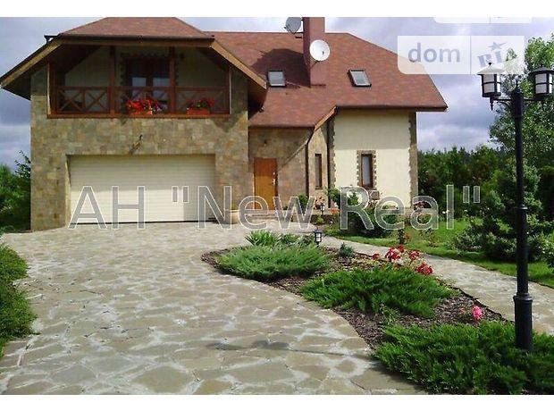 двухэтажный дом, 500 кв. м, кирпич. Сдается помесячно в Макарове, в районе Березовка фото 1