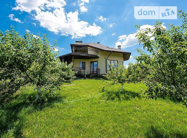 двухэтажный дом с камином, 298 кв. м, кирпич. Сдается помесячно в село Копиевка, Киевская обл. фото 1
