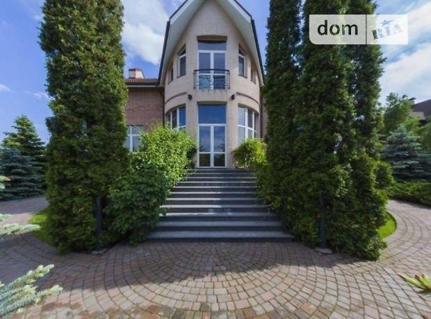 Долгосрочная аренда дома, 600м², Киевская, Обухов, c.Конча-Заспа