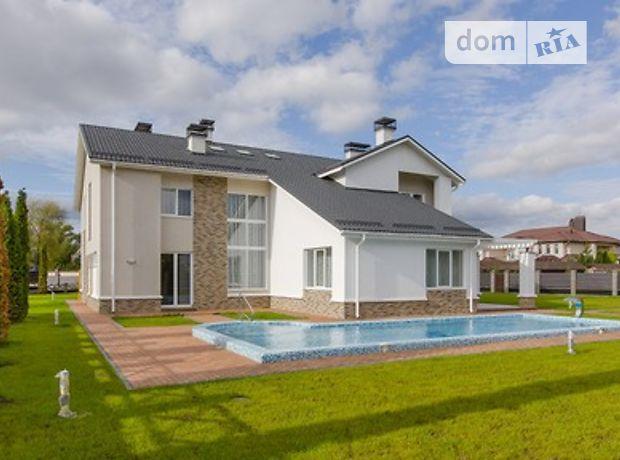 Долгосрочная аренда дома, 500м², Киевская, Обухов, c.Конча-Заспа