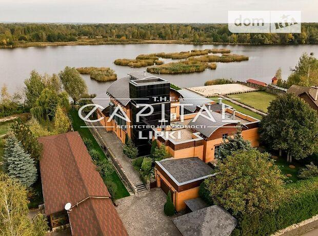 трехэтажный дом с камином, 740 кв. м, кирпич. Сдается помесячно в село Козин, Киевская обл. фото 1