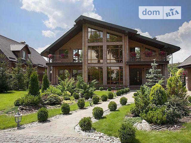 Долгосрочная аренда дома, 300м², Киевская, Обухов, c.Козин