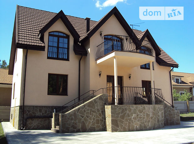 Долгосрочная аренда дома, 302м², Киевская, Обухов, c.Романков, Лесная улица, дом 167