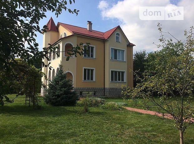 Долгосрочная аренда дома, 350м², Киевская, Обухов, c.Романков, Лесная
