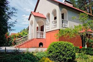двухэтажный дом с камином, 250 кв. м, кирпич. Сдается помесячно в село Романков, Киевская обл. фото 2