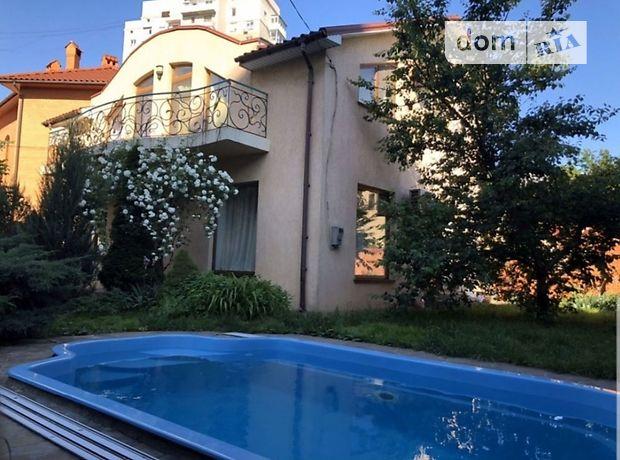 однопроверховий будинок з ремонтом, 200 кв. м, цегла. Здається помісячно в Одесі, в районі Аркадія фото 1