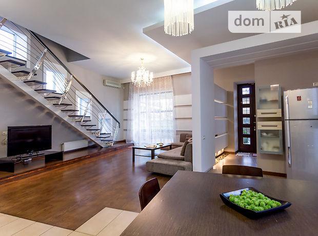 двухэтажный дом с балконом, 250 кв. м, кирпич. Сдается помесячно в Одессе, в районе Большой Фонтан фото 1