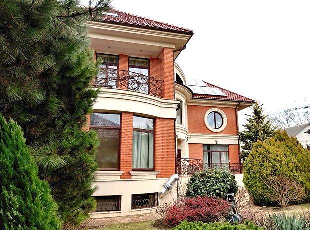 трипроверховий будинок з каміном, 585 кв. м, цегла. Здається помісячно в Одесі, в районі Великий Фонтан фото 1