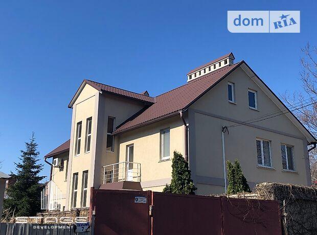 трипроверховий будинок з гаражем, 200 кв. м, цегла. Здається помісячно в Одесі, в районі Великий Фонтан фото 1