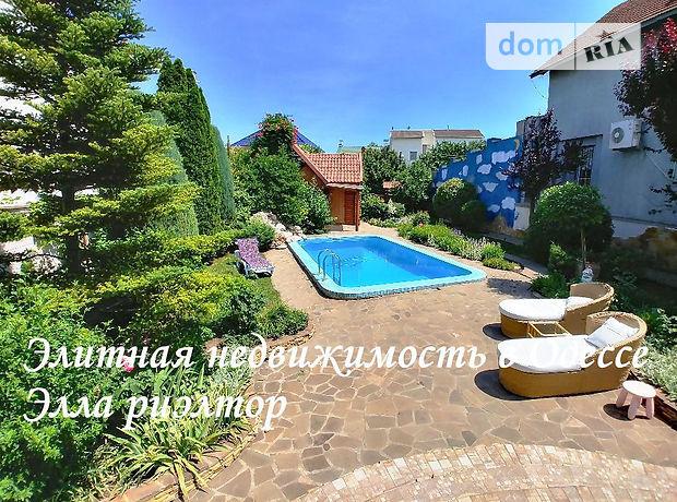 двопроверховий будинок, 300 кв. м, цегла. Здається помісячно в Одесі, в районі Чорноморка фото 1