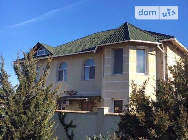 двухэтажный дом с камином, 350 кв. м, кирпич. Сдается помесячно в село Совиньон, Одесская обл. фото 1