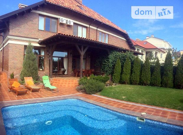Долгосрочная аренда дома, 280м², Одесса, р‑н.Таирова, совиньон-2